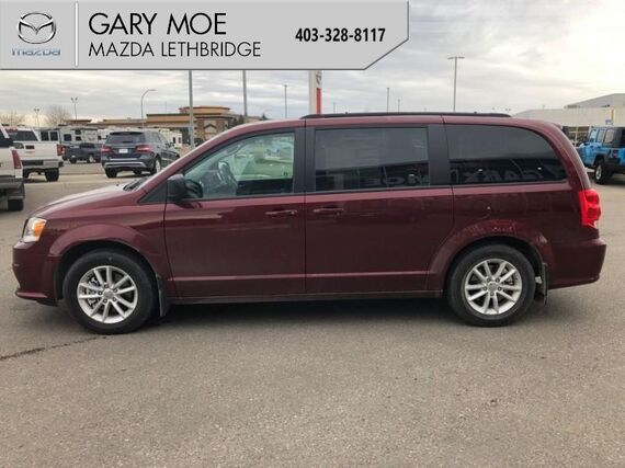 2017_Dodge_Grand Caravan_SXT  -Rear DVD, Stow and Go Seats,_ Lethbridge AB