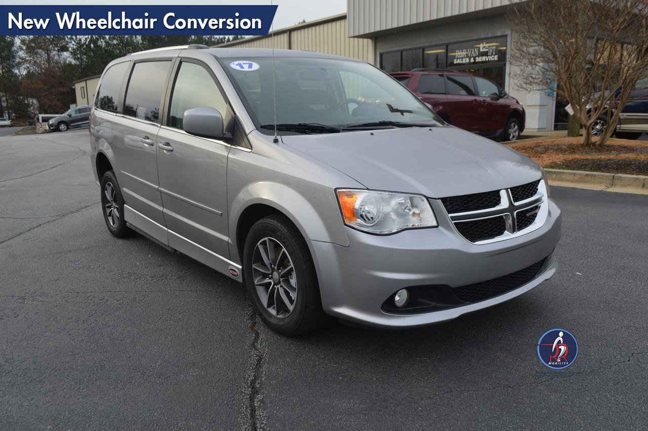 Honda Of Conyers >> 2017 Dodge Grand Caravan SXT New Wheelchair Conversion ...