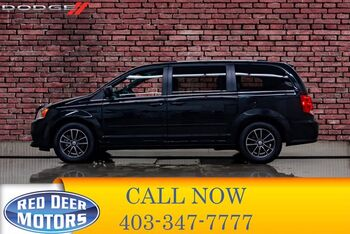 2017_Dodge_Grand Caravan_SXT Premium Plus Nav DVD_ Red Deer AB