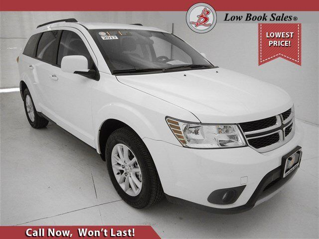 2017 Dodge JOURNEY SXT AWD 3RD ROW SEATING Lindon UT