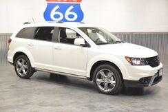 2017_Dodge_Journey_AWD!! 3RD ROW!! CROSSROAD PLUS EDITION!! LEATHER LOADED!! BACK UP CAMERA! ONLY 22,891 MILES!!! ONLY 22,891 MILES!!!_ Norman OK