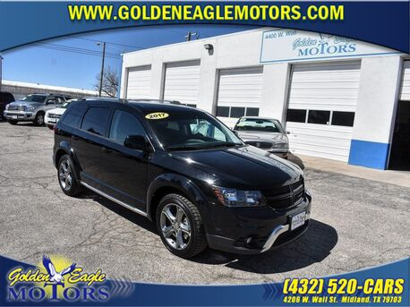 2017_Dodge_Journey_CROSSROAD FWD_ Midland TX
