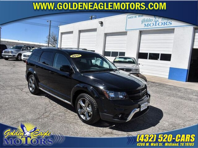 2017 Dodge Journey CROSSROAD FWD Midland TX