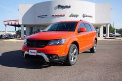 2017 Dodge Journey Crossroad Weslaco TX