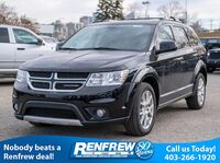 Dodge Journey GT AWD, Heated Steering Wheel & Seats, 8.4 touch Screen, 19 Alloy Wheels 2017