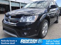 Dodge Journey GT AWD, Power Sunroof, 3rd Row Seating, Nav, Backup Camera 2017