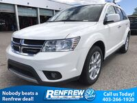 Dodge Journey GT AWD, Premium Audio, 19 Alloy Wheels, Sunroof, Backup Camera 2017