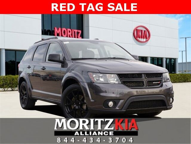 2017 Dodge Journey GT Fort Worth TX