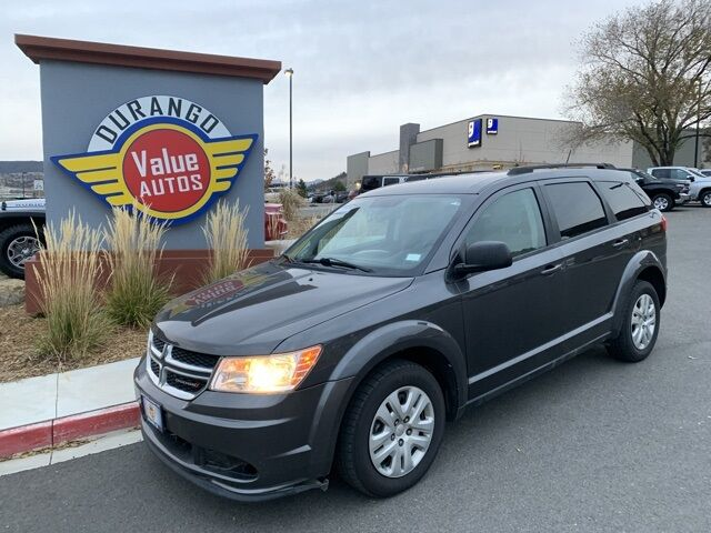 2017 Dodge Journey SE Durango CO