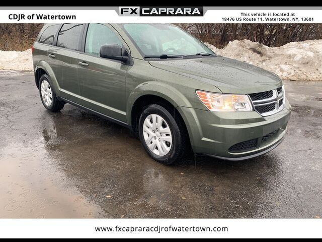 2017 Dodge Journey SE Watertown NY