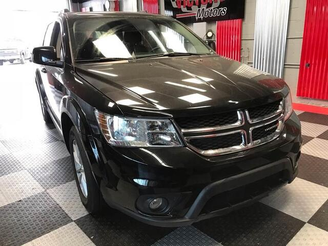 2017 Dodge Journey SXT AWD 4dr SUV Chesterfield MI