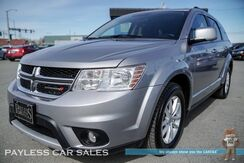 2017_Dodge_Journey_SXT / AWD / Automatic / 3rd Row / Seats 7 / Push Button Start / Cruise Control / Air Conditioning / Aux & USB Jacks / 24 MPG / 1-Owner_ Anchorage AK