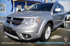 2017_Dodge_Journey_SXT / AWD / Automatic / 3rd Row / Seats 7 / Push Button Start / Cruise Control / Aux & USB Jacks / Block Heater / 24 MPG / 1-Owner_ Anchorage AK