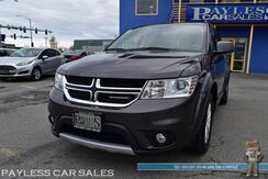 2017_Dodge_Journey_SXT / AWD / Automatic / 3rd Row / Seats 7 / Push Button Start / Cruise Control / Block Heater / 1-Owner_ Anchorage AK