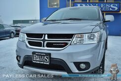 2017_Dodge_Journey_SXT / AWD / Automatic / 3rd Row / Seats 7 / Push Button Start / Keyless Entry / Cruise Control / Luggage Rack / 1-Owner_ Anchorage AK