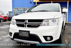2017_Dodge_Journey_SXT / AWD / Automatic / 3rd Row / Seats 7 / Uconnect Bluetooth / Push Button Start / Cruise Control / 1-Owner_ Anchorage AK