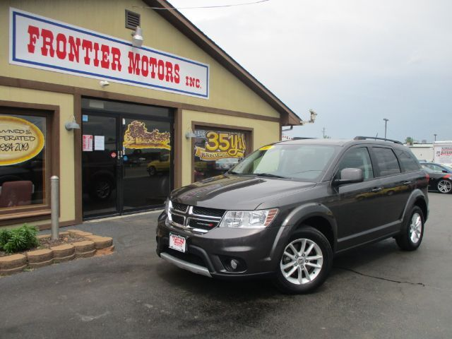 2017 Dodge Journey SXT AWD Middletown OH