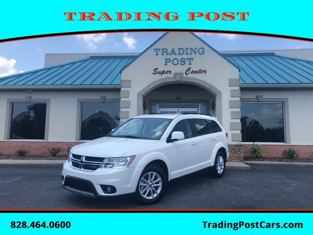 2017_Dodge_Journey_SXT_ Conover NC