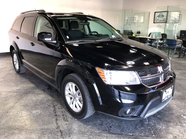 2017_Dodge_Journey_SXT_ San Jose CA