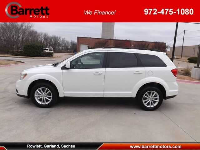 2017 Dodge Journey SXT Garland TX