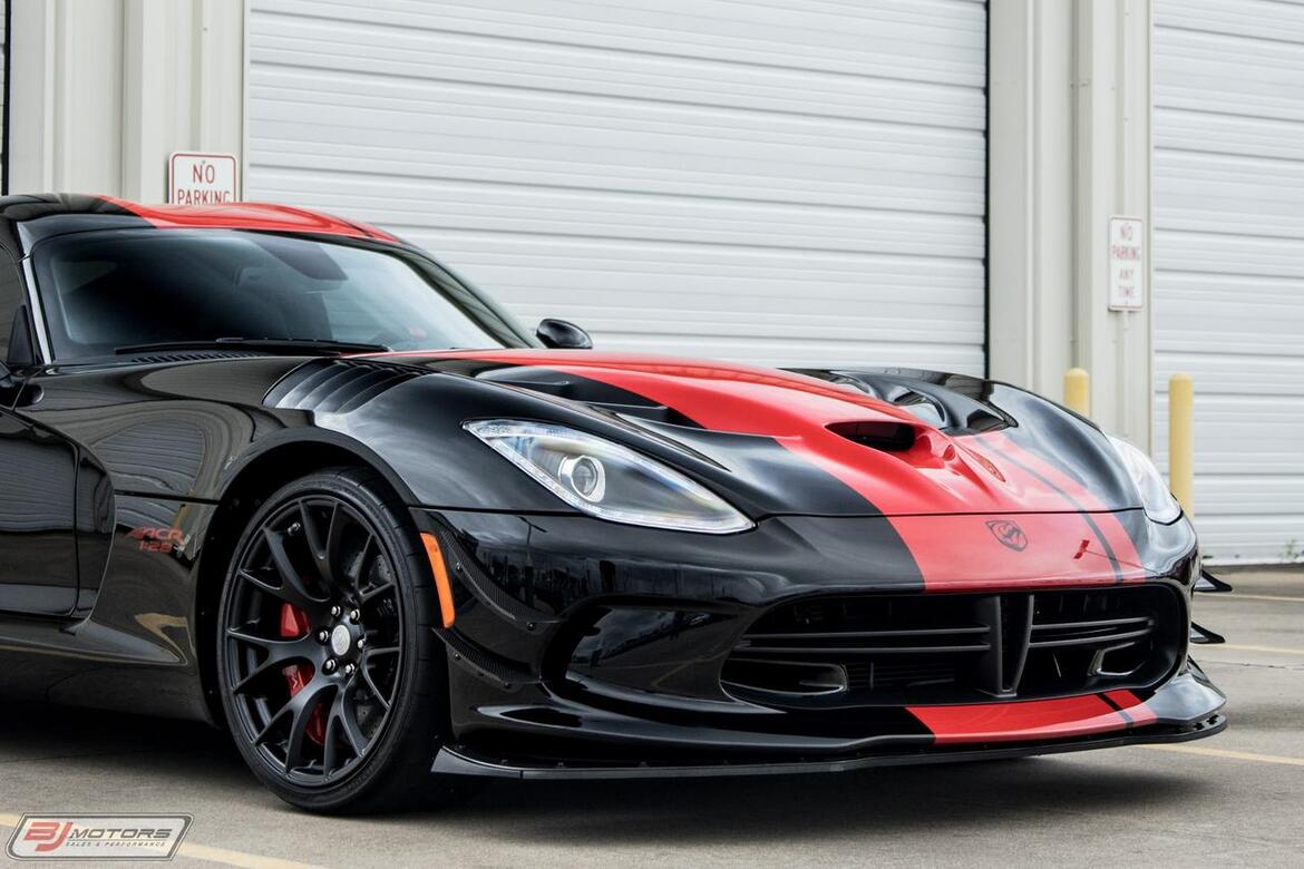 2017 Dodge Viper 1.28 Edition Tomball TX