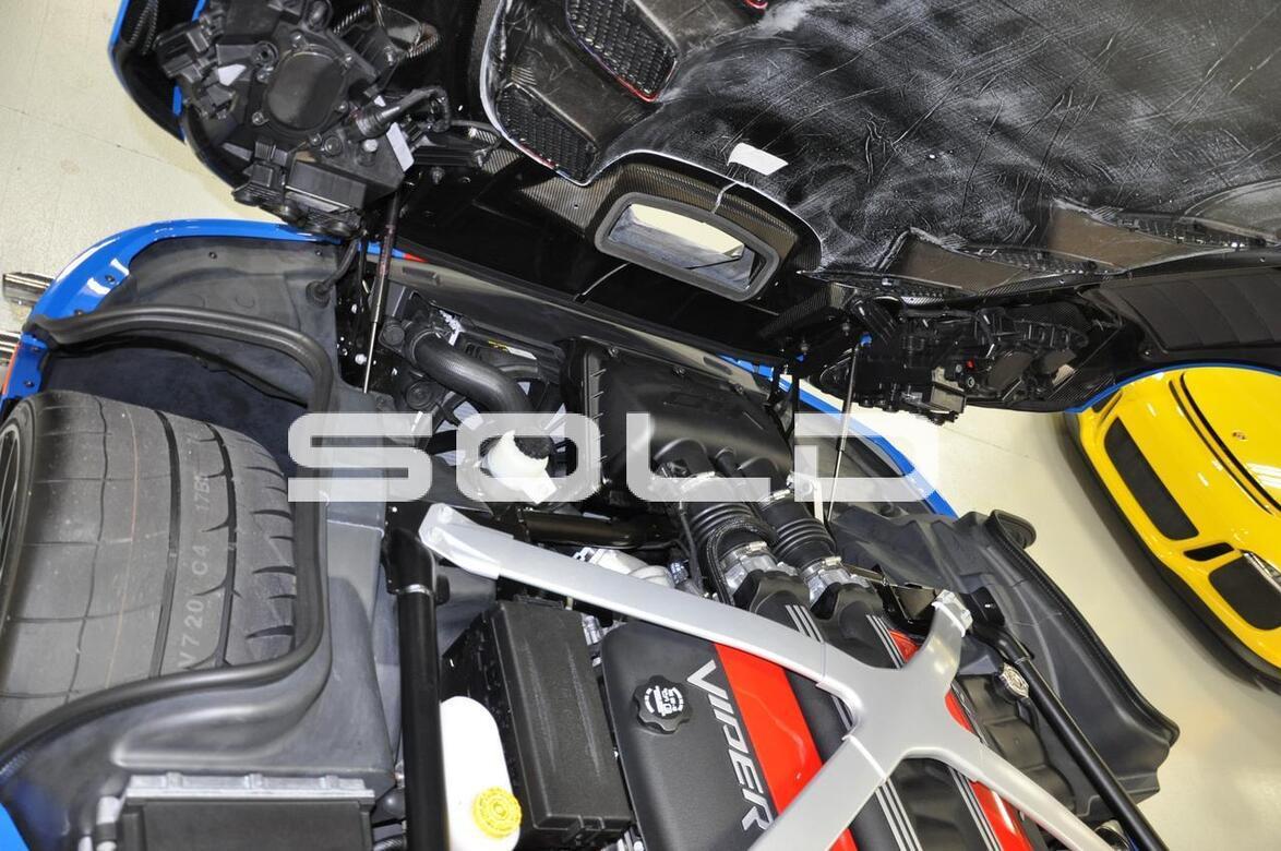 2017 Dodge Viper ACR Tomball TX