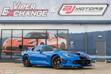 2017 Dodge Viper ACR Tomball TX