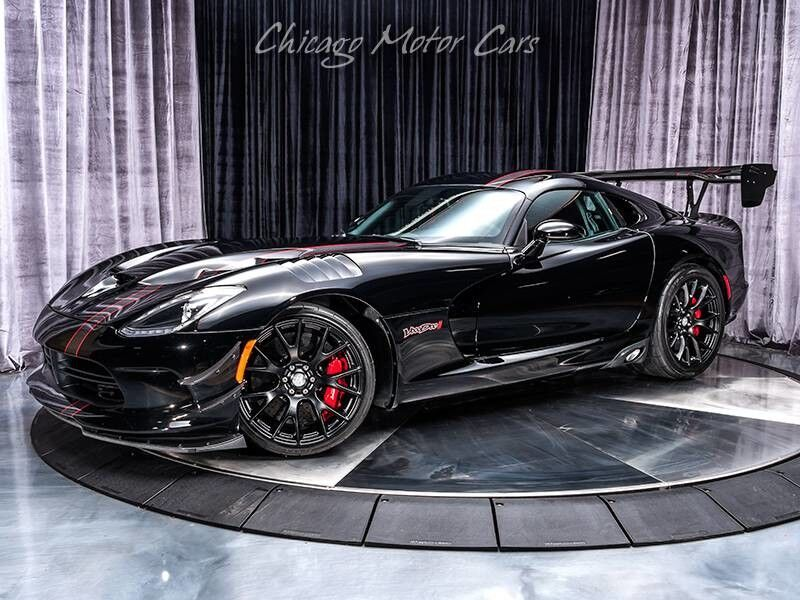 Vehicle details - 2017 Dodge Viper at Chicago Motor Cars ...