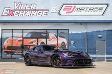 2017 Dodge Viper GTC ACR-E Calvo Motorsports