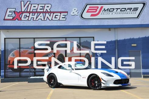 2017 Dodge Viper GTC Dealer Edition #10 of 11 Tomball TX