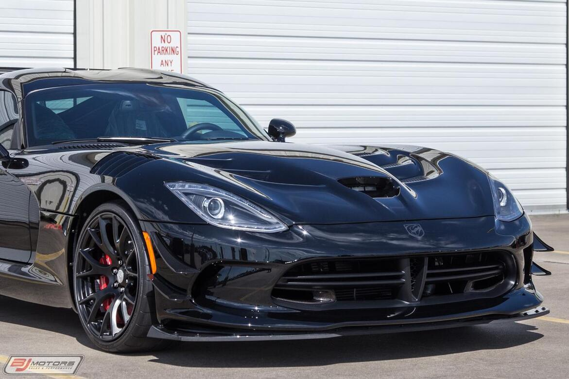 2017 Dodge Viper GTC Gas Monkey Viper Tomball TX