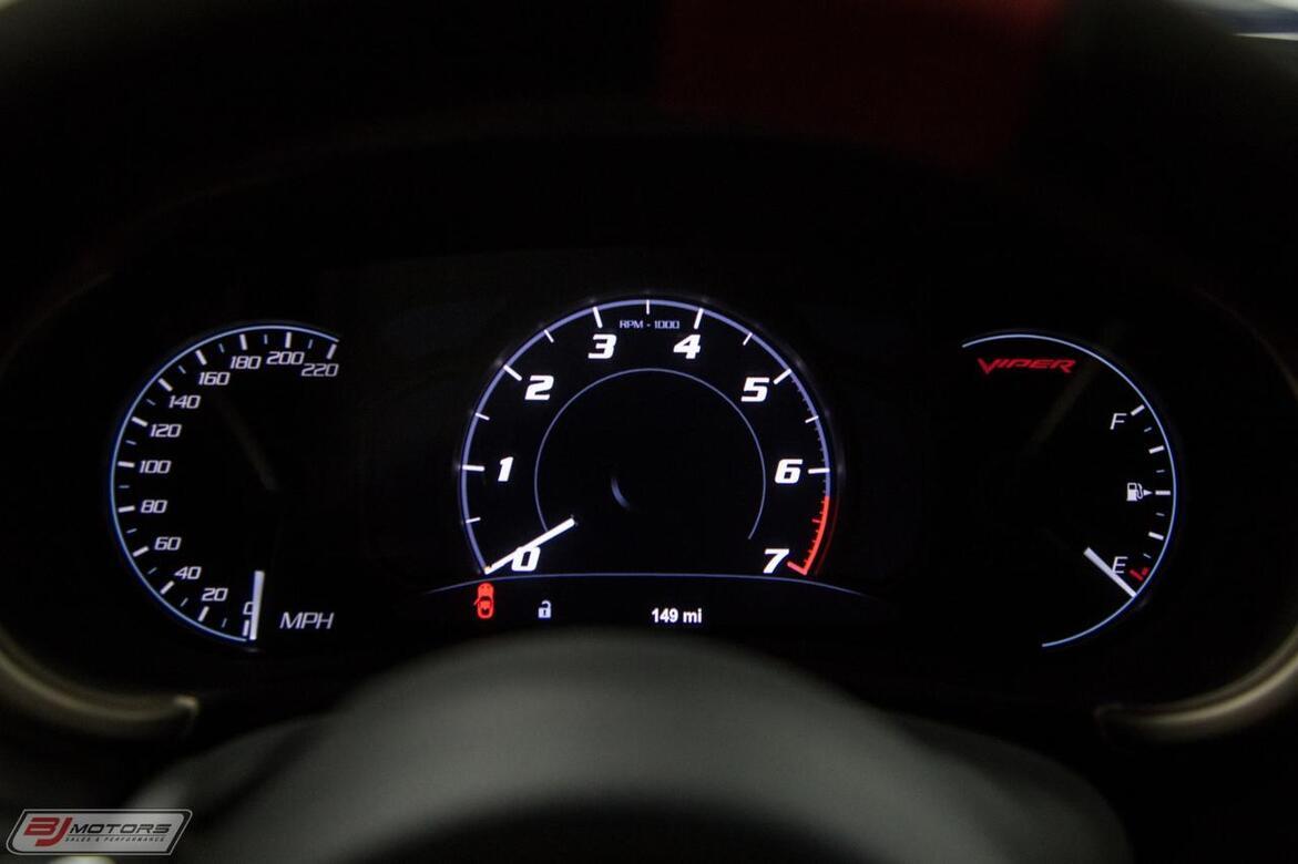 2017 Dodge Viper GTS-R #005 Tomball TX