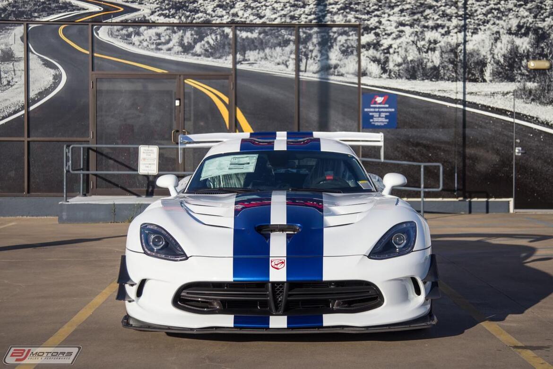 2017 Dodge Viper GTS-R Tomball TX