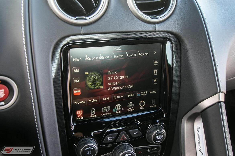 2017 Dodge Viper GTS Tomball TX