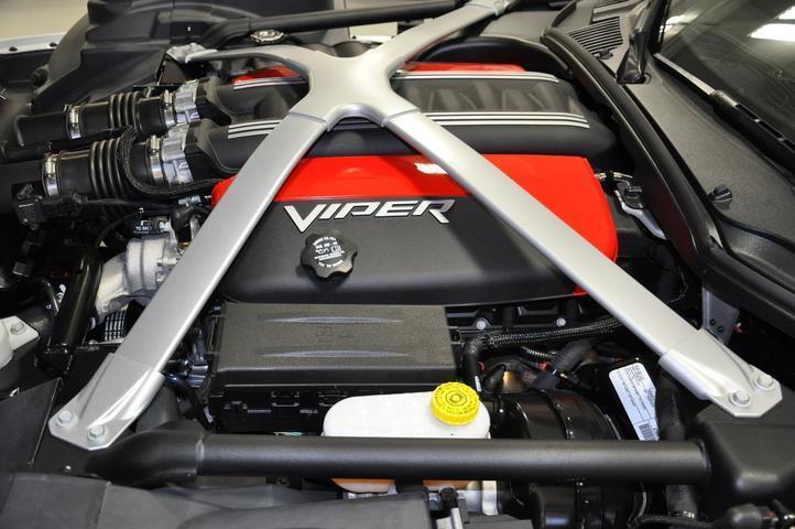 2017 Dodge Viper GTSR # 044 GTC Tomball TX
