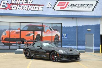 2017 Dodge Viper Voodoo II GTC #21 Tomball TX