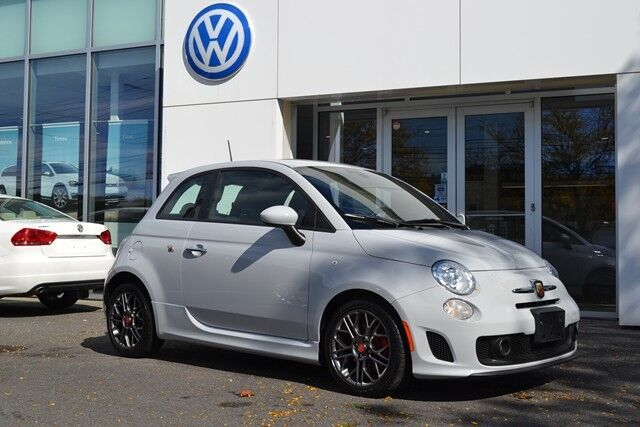 2017 FIAT 500 Abarth Coupe White Plains NY
