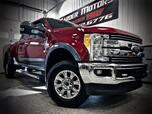 2017 FORD F350 SUPERCAB 4X4 Lariat