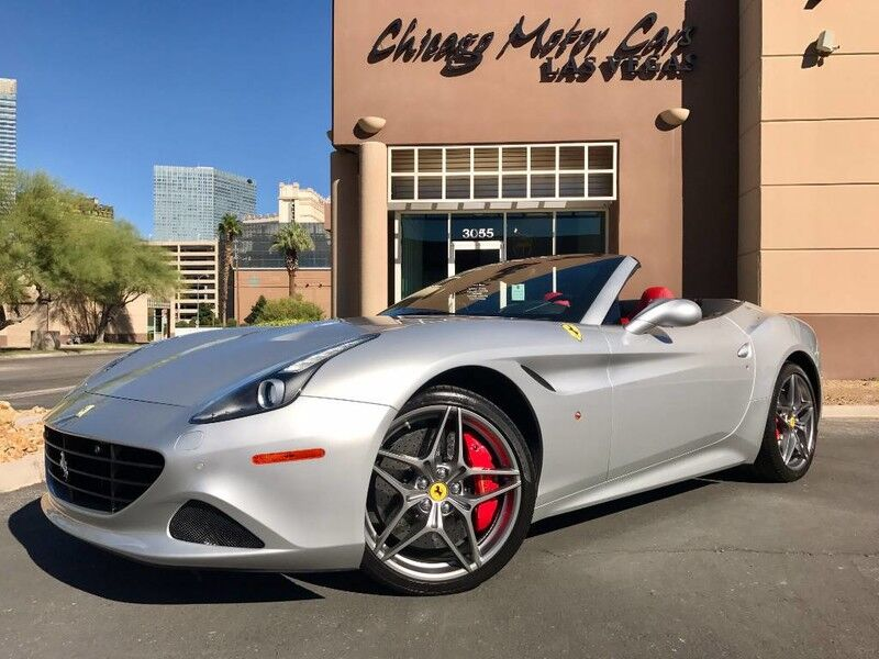 2017_Ferrari_California T_Convertible_ Chicago IL