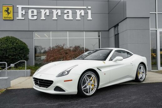 2017 Ferrari California T Greensboro NC
