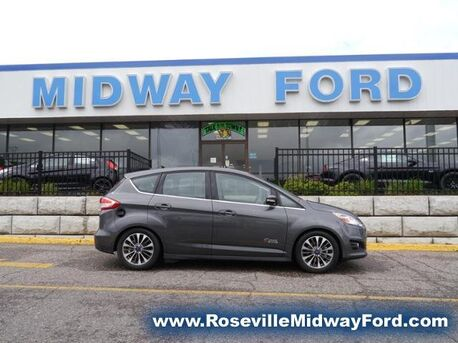 2017_Ford_C-Max Energi_Titanium_ Roseville MN