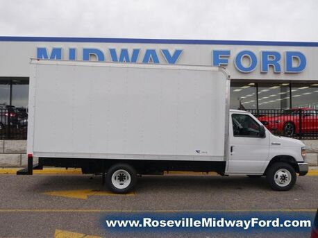 2017_Ford_E-Series Cutaway__ Roseville MN