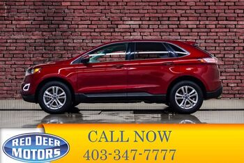 2017_Ford_Edge_AWD SEL Leather Nav BCam_ Red Deer AB