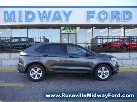 2017_Ford_Edge_SE_ Roseville MN