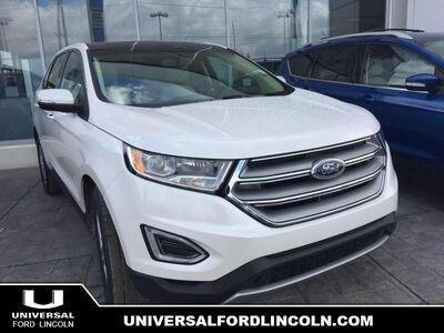 2017_Ford_Edge_SEL  - Bluetooth -  Heated Seats_ Calgary AB