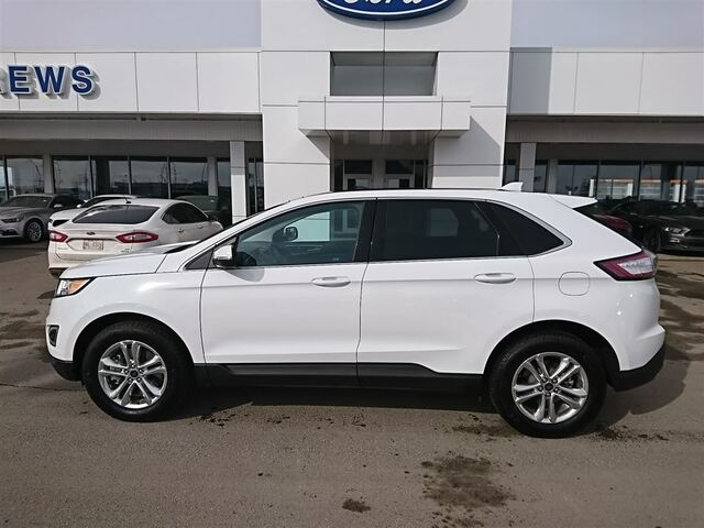 2017_Ford_Edge_SEL AWD LEATHER NAV  MOONROOF 20200KM_ Edmonton AB