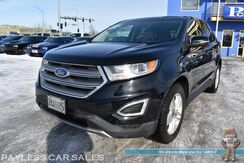 2017_Ford_Edge_SEL / AWD / Power & Heated Seats / Microsoft Sync Bluetooth / Back Up Camera / Back Up Sensors / Cruise Control / 24 MPG / 1-Owner_ Anchorage AK