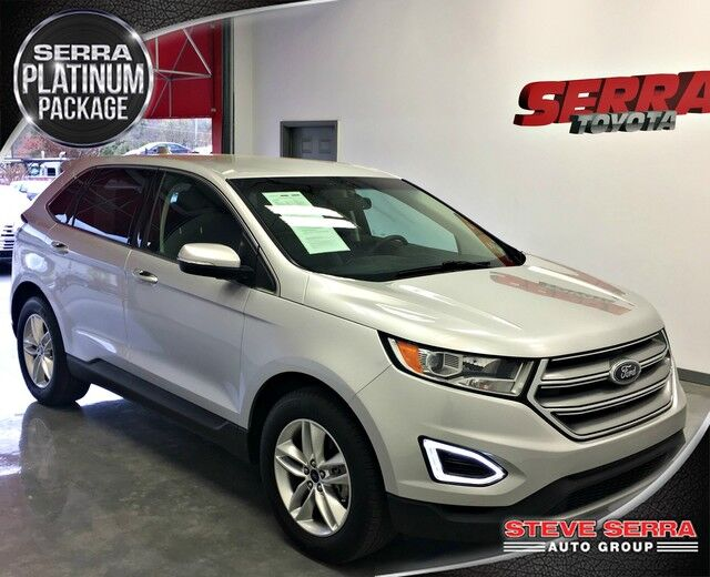 2017 Ford Edge Sel Decatur Al