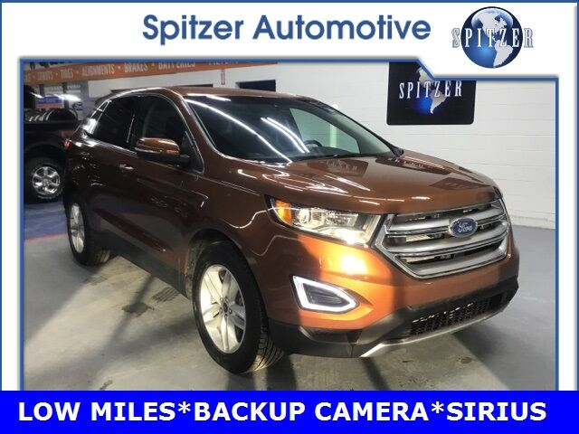 Ford Edge Sel Mcmurray Pa