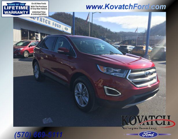 Ford Edge Sel Nesquehoning Pa